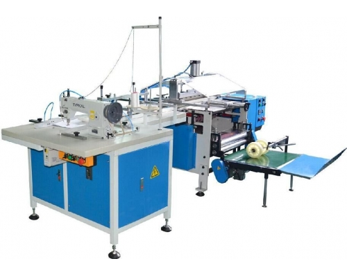 HL-1-U Automatic Exercise book Sewing and Folding Machine