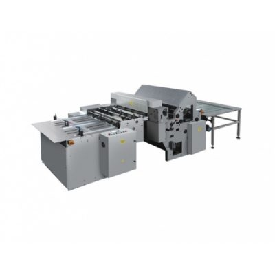HL-1020C Semi-automatic book Trimmer Machine for Book sewing