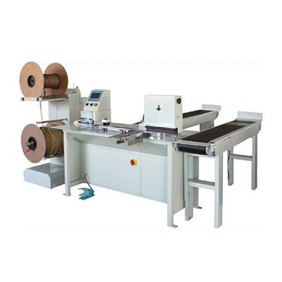 HL-4200 Semi-Automatic Double Loop Wire Binding Machine without change the mould