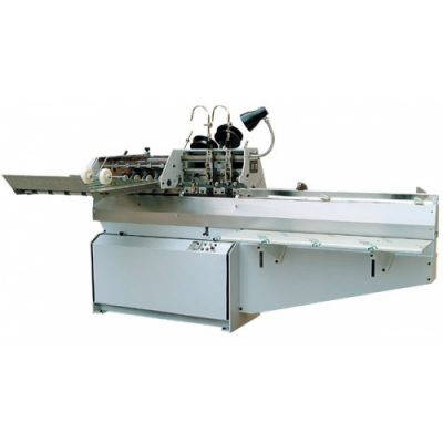 HL-DQB404-02 Semi-Automatic saddle stitching book binding machine