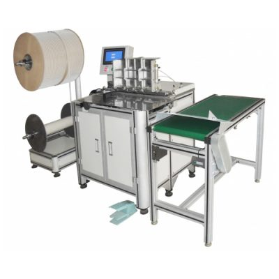 HL-DWC-520A High speed double coil notebook binding machine