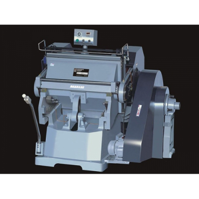 HL-HT series Die cutting and creasing machine with Heat system