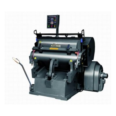 HL-HV heavy duty corrugated carton Manual Creasing and Die-cutting press machine