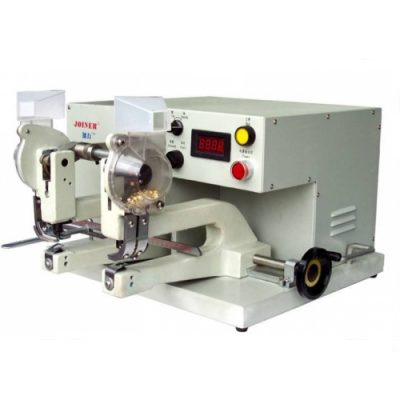 HL-JYDCII-2 Electricity Two Heads Eyelet Machine for paper