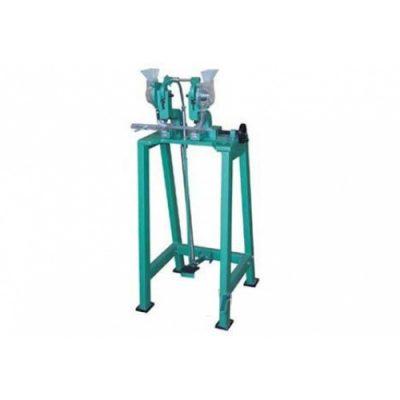 HL-JYJS Pedal Two head paper eyeleting machine