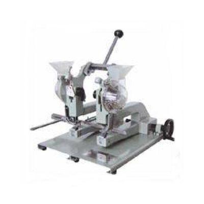 HL-JYS-2 JYSC-2 Manual Twin-Heads Eyelet Machine