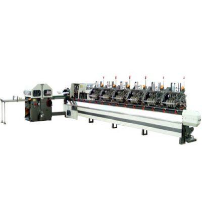 HL-LQD8D Full Automatic Saddle Stitching Line