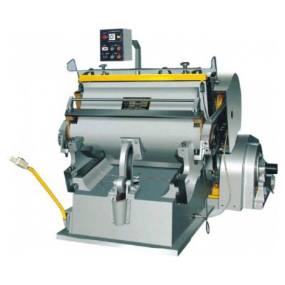 HL-ML-750 Creasing and Die Cutting Machine for Paper box and cardboard