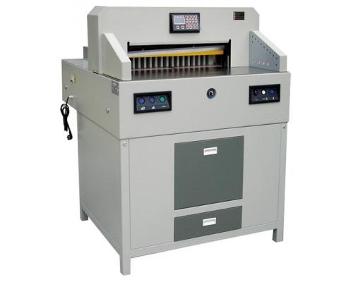 HL-QZ7208HD High Precision Program-Control Paper Cutting Machine