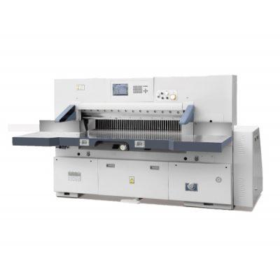 HL-QZYK920DLT 8inch LCD screen Program-control hydraulic paper cutter