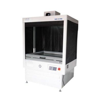 HL-SBK-D Whole sealing iodin-gallium lamp printing down machine