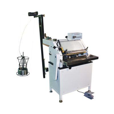 HL-ZD420 single coil notebook binding machine