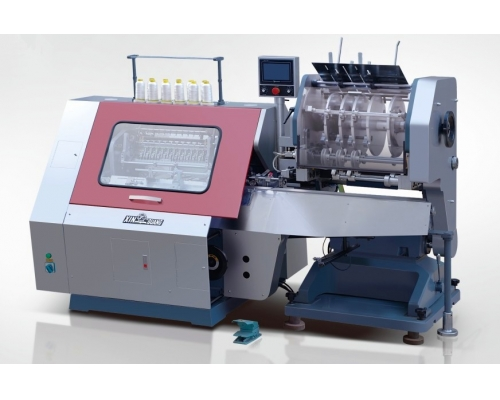 HL-ZSX-460 Full Automatic Book Sewing Machine
