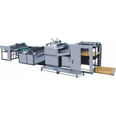 HLMA-1050G Fully Automatic High-speed Paper film Laminating Machine