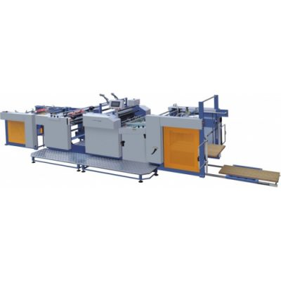HLMA-920A1100A Automatic Paper Laminating Machine for pre-glued film and glueless film