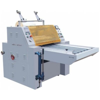 HLMC-720/880/1200 Manual Paper Film Laminating Machine with electrical heating system