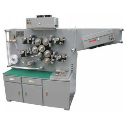 HLSB-4B High Speed Rotary Four color Label Printing Machine