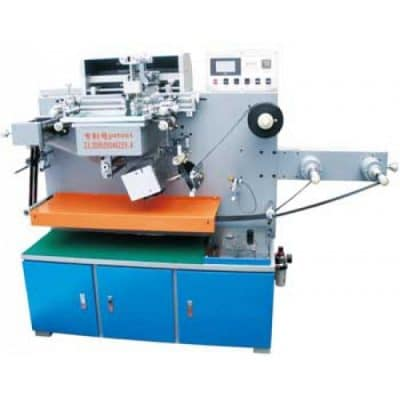 HLSB-S116/116B Fabric Label Screen Printing Machine
