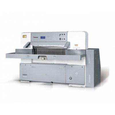HL-QZ920C Hydraulic double digital display paper cutter