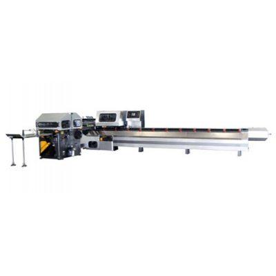 LQDB8 Semi-automatic Saddle Stitching Line book bindery