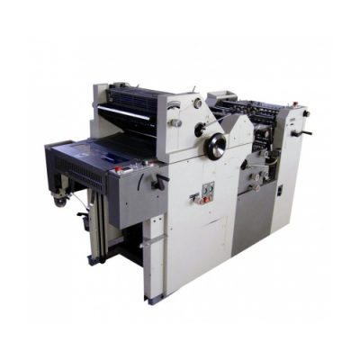 HL-47DF/56DF/62DF two side one color offset press machine