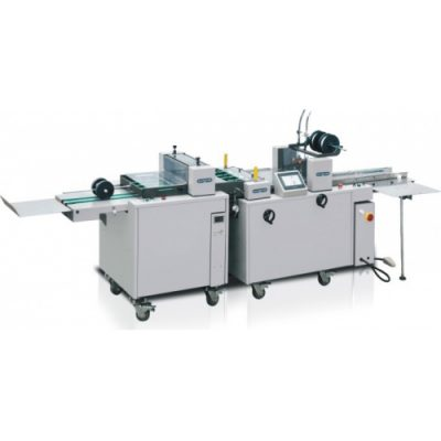 HL-DZ350/450/560 Booklet wire stitching and folding machine