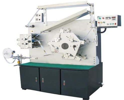 HLSB-PT 4/2 Four color Label Flexo Printing machine